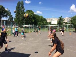 Мастер-класс по волейболу 2017
